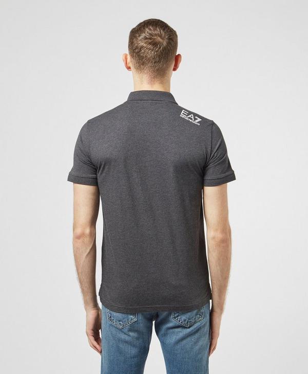 Emporio Armani EA7 7 Lines Short Sleeve Polo Shirt