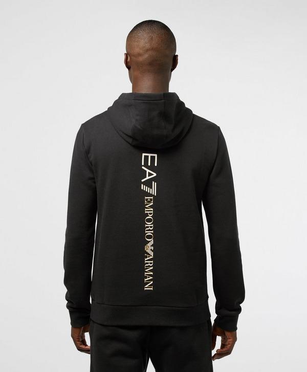 Emporio Armani EA7 Logo Overhead Hoodie