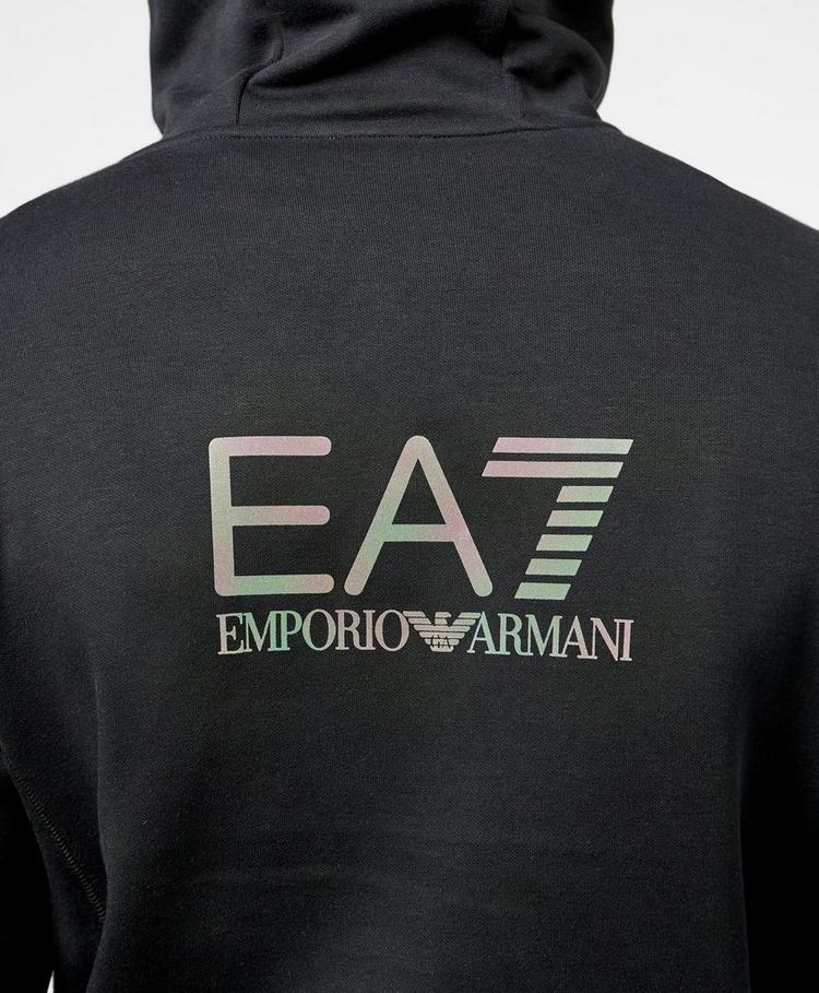 Emporio Armani EA7 Ventus Half Zip Hoodie