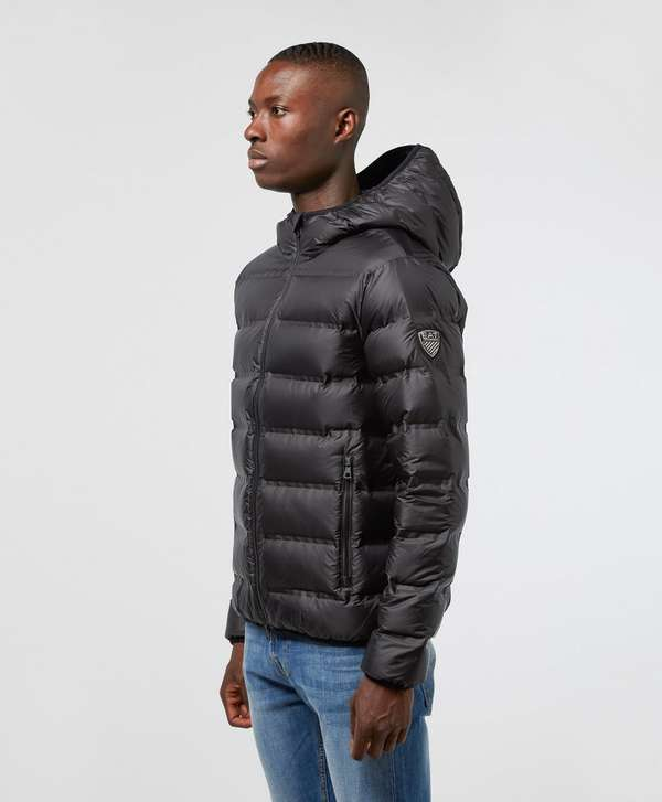 Emporio Armani EA7 Mountain Down Shiny Jacket
