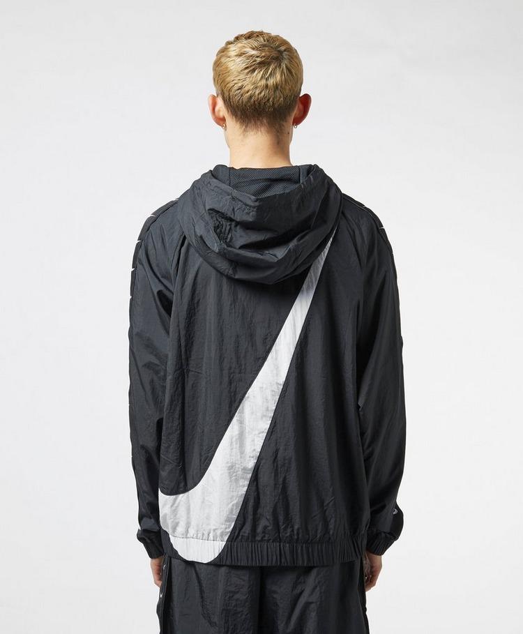 Nike Swoosh Woven Half Zip Jacket