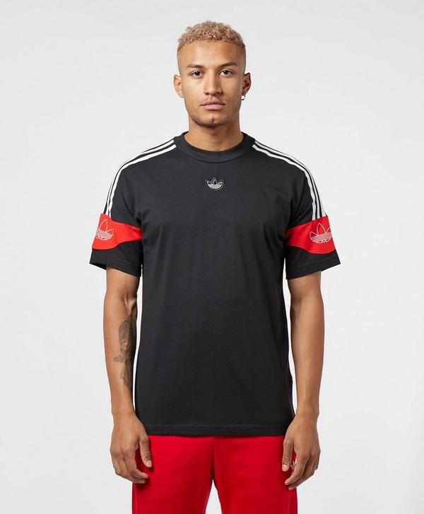 adidas Originals Centre Trefoil Short Sleeve T-Shirt