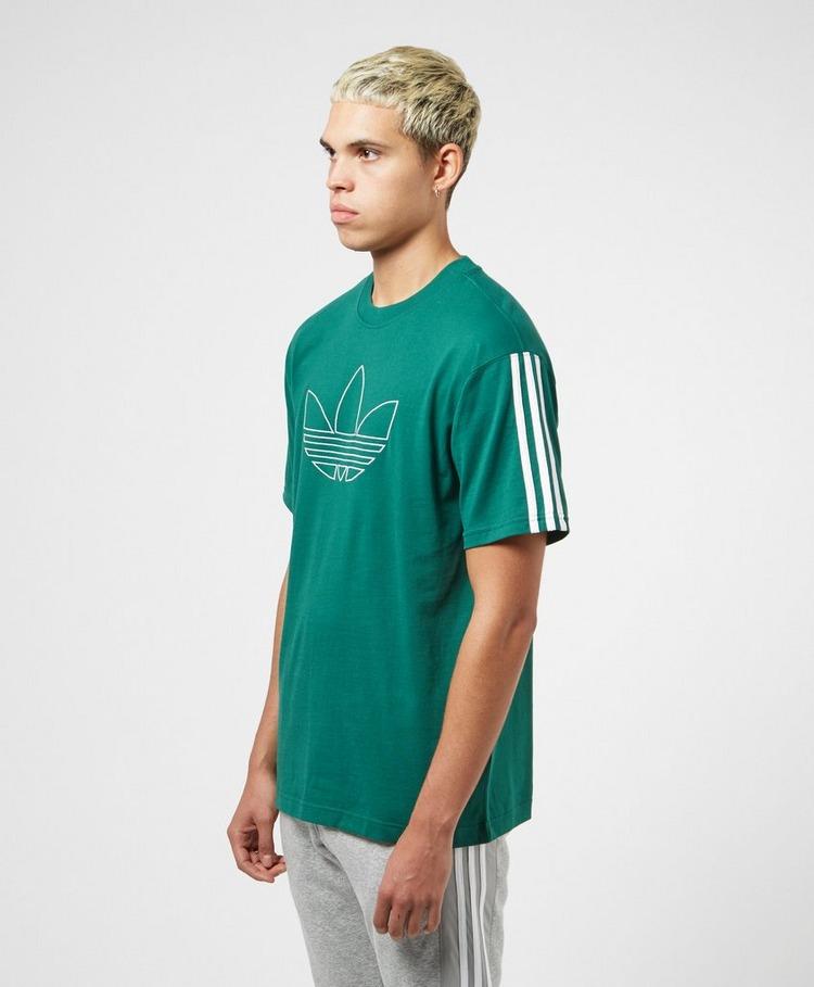 adidas Originals Trefoil Logo Short Sleeve T-Shirt