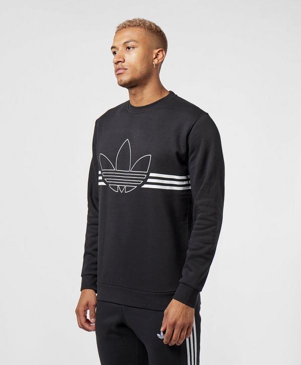 adidas Originals Outline Trefoil Sweatshirt