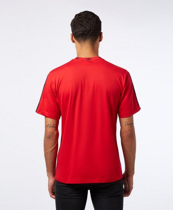 adidas Originals Trefoil Rib Short Sleeve T-Shirt