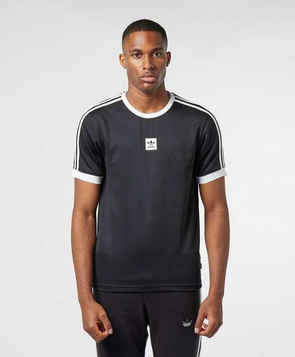 adidas Originals AS Club Poly Short Sleeve T-Shirt