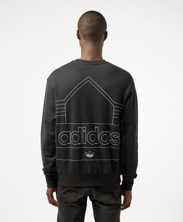adidas Originals Rivalry Crew Sweatshirt