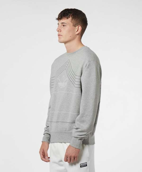 adidas Originals Rivalry Crew Sweatshirt