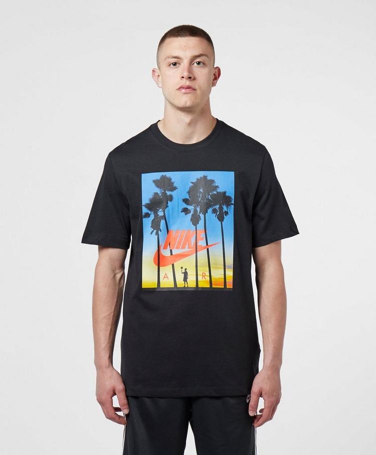 Nike Air Palm Print Short Sleeve T-Shirt