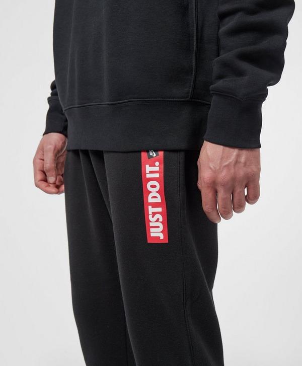 Nike Just Do It Box Logo Fleece Joggers
