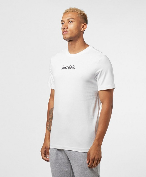 Nike Just Do It Centre Short Sleeve T-Shirt