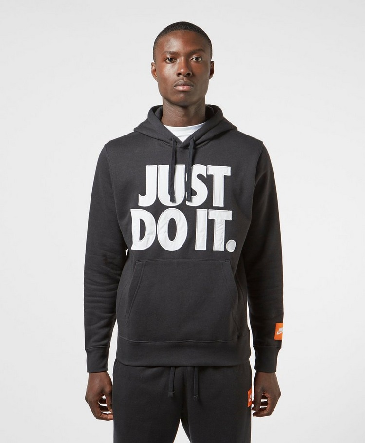 Nike Large Logo Overhead Hoodie