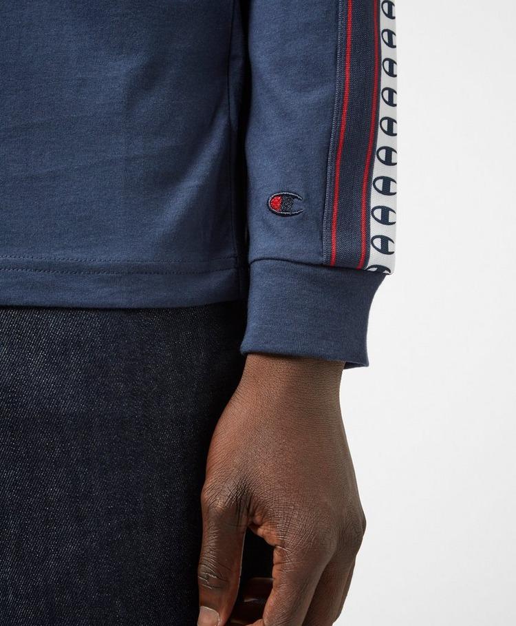 Champion Tape Long Sleeve T-Shirt