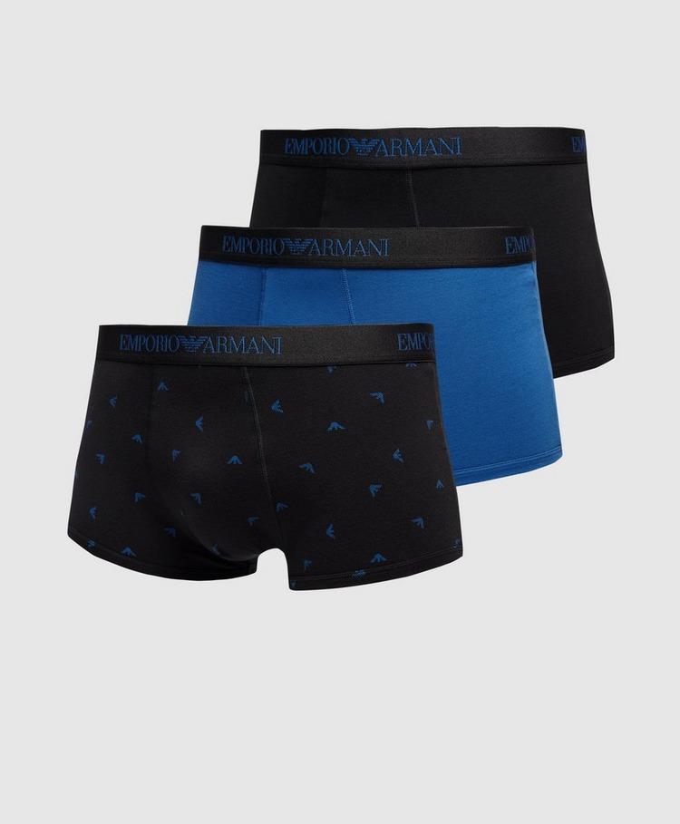Emporio Armani 3 Pack Boxer Shorts