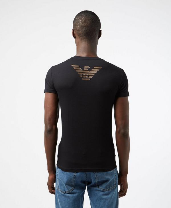 Emporio Armani Loungewear Back Eagle Short Sleeve T-Shirt