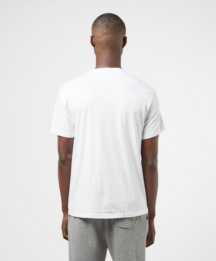 Emporio Armani Outline Eagle Short Sleeve T-Shirt