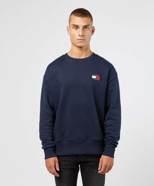 Tommy Jeans Badge Crew Sweatshirt
