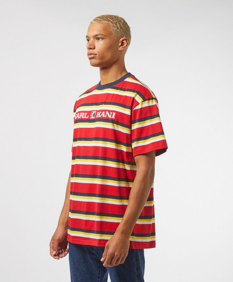 Karl Kani Retro Stripe Short Sleeve T-Shirt