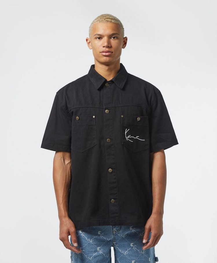 Karl Kani Pocket Logo Short Sleeve Shirt