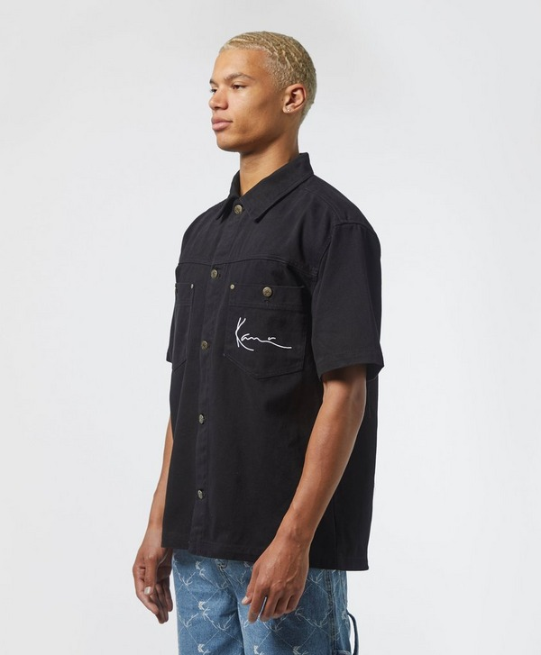 Karl Kani Pocket Logo Short Sleeve Shirt