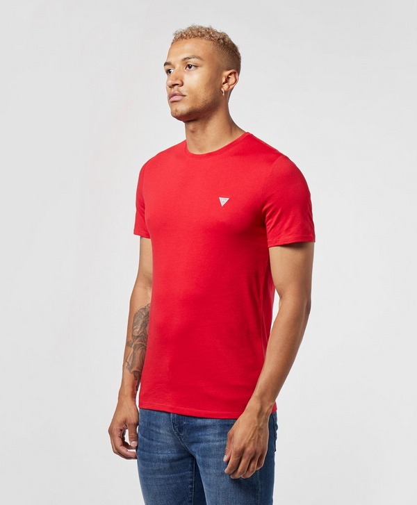 Guess Core Crew Short Sleeve T-Shirt