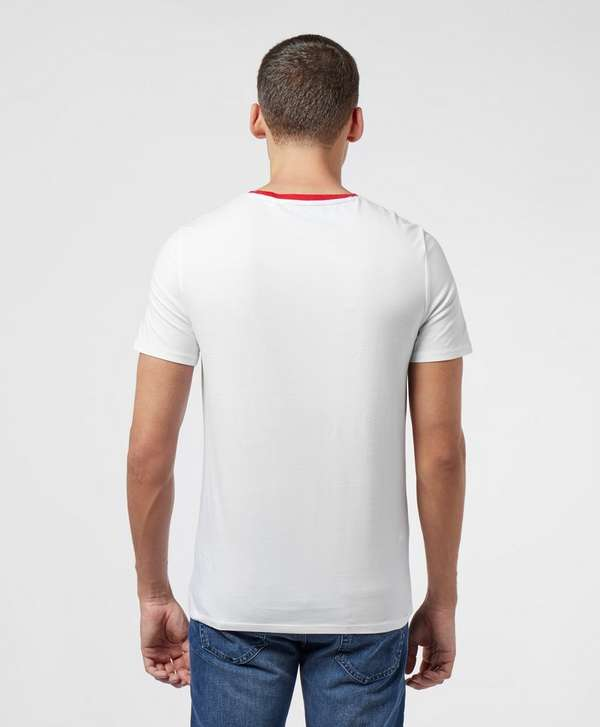 Guess Too Large Logo Short Sleeve T-Shirt