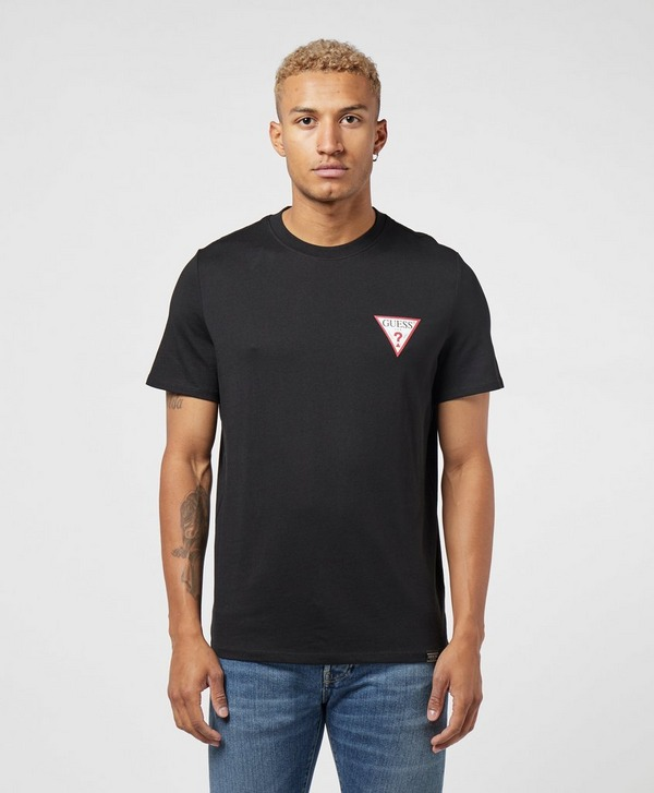 Guess City Back Logo Short Sleeve T-Shirt