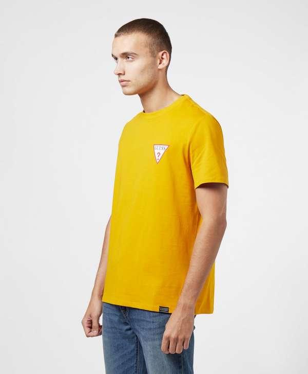 Guess City Back Logo Short Sleeve T-Shirt