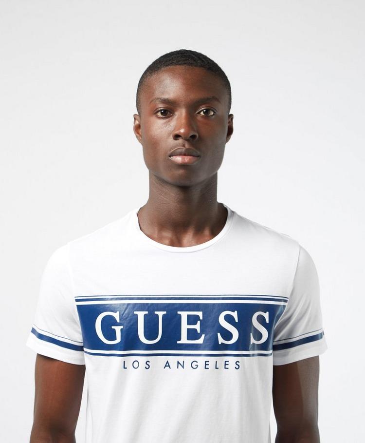 Guess LA Banner Short Sleeve T-Shirt