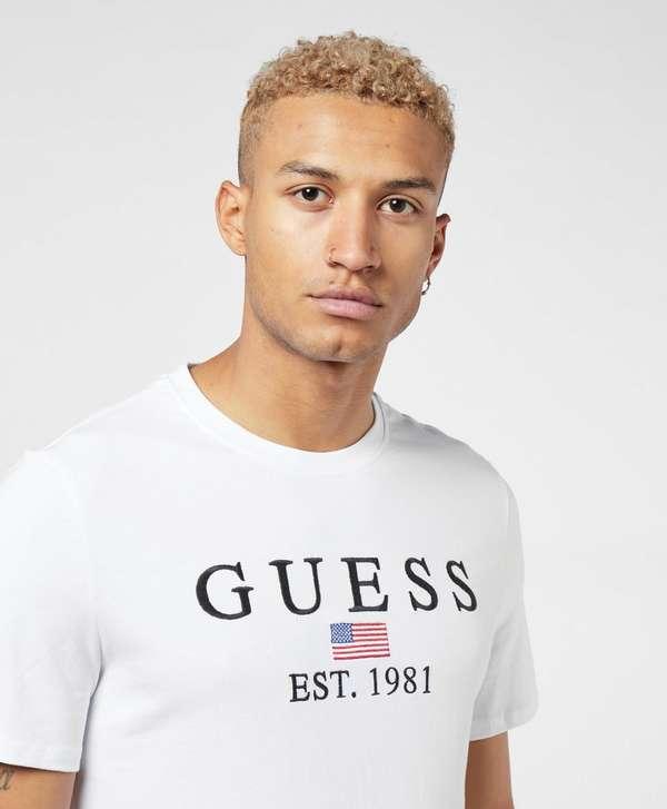Guess Guess USA Short Sleeve T-Shirt