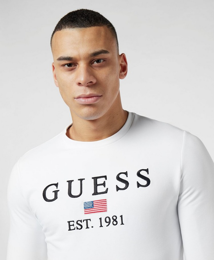 GUESS USA Logo Sweatshirt