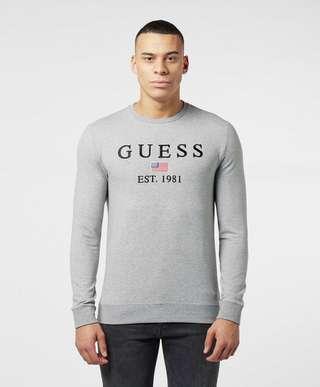 Guess USA Logo Sweatshirt