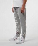 Guess Ike Logo Cuffed Fleece Pants