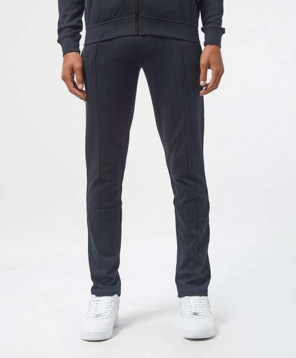 Guess Pinstripe Slim Track Pants