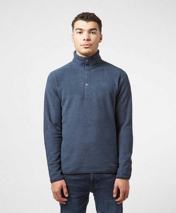 Fjallraven Ovik Half Zip Fleece Sweatshirt