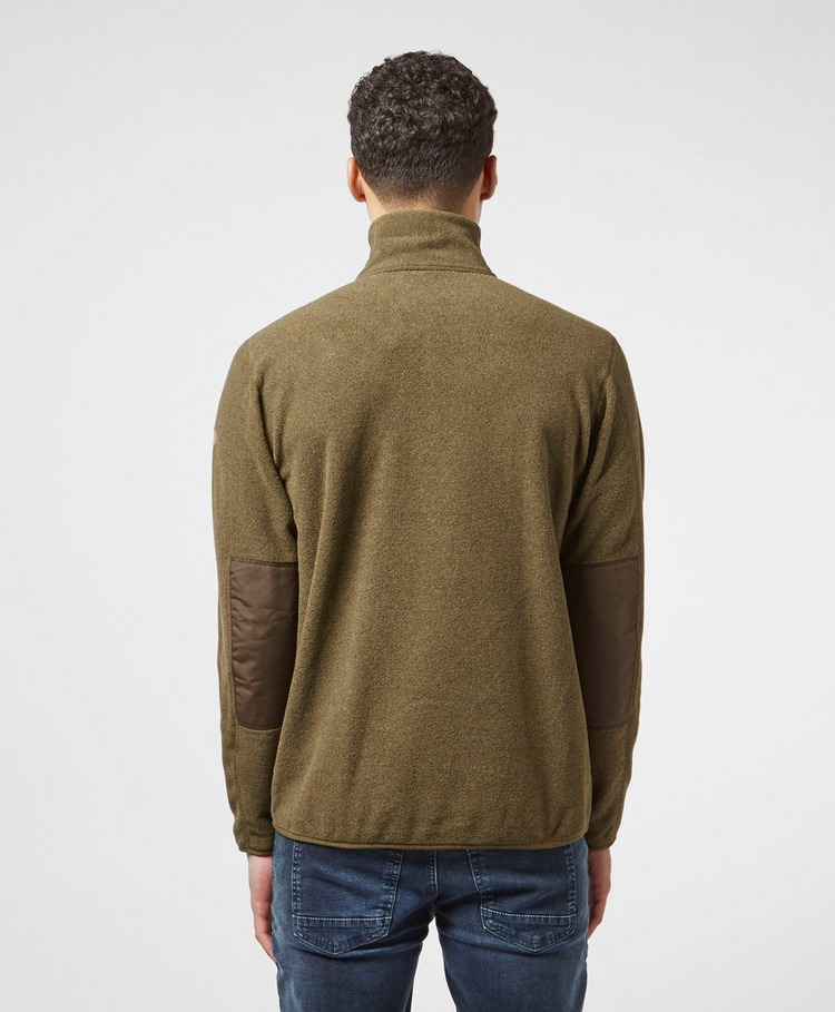 Fjallraven Ovik Half Zip Fleece Sweatshirt
