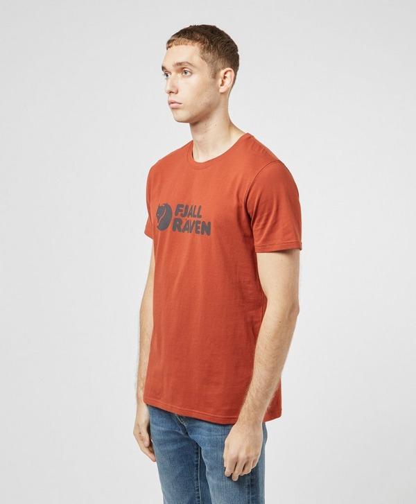Fjallraven Logo Short Sleeve T-Shirt
