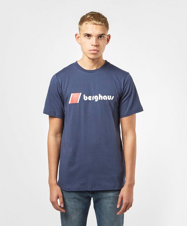 Berghaus Corporate Logo Short Sleeve T-Shirt