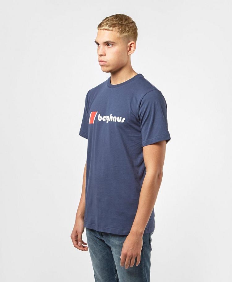 Berghaus Corporate Logo Short Sleeve T-Shirt