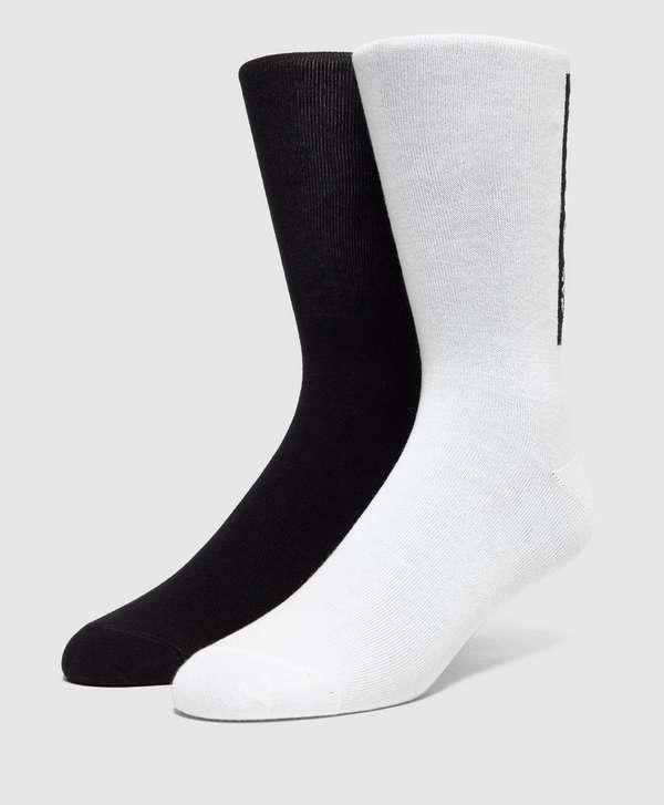 adidas Originals 2-Pack Vocal Logo Socks