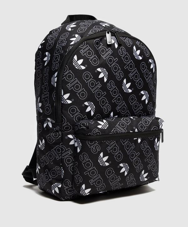adidas Originals All Over Print Logo Backpack