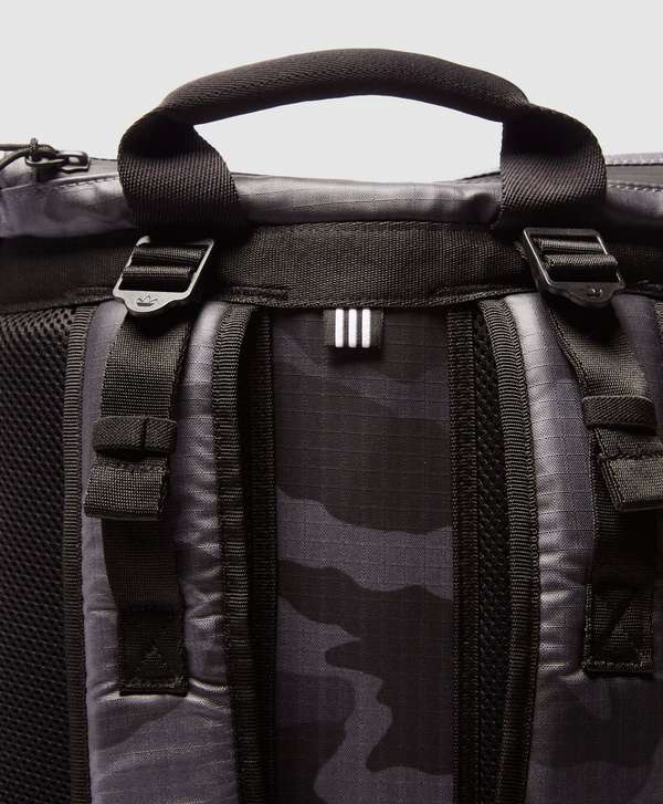 adidas Originals Large Camo Backpack