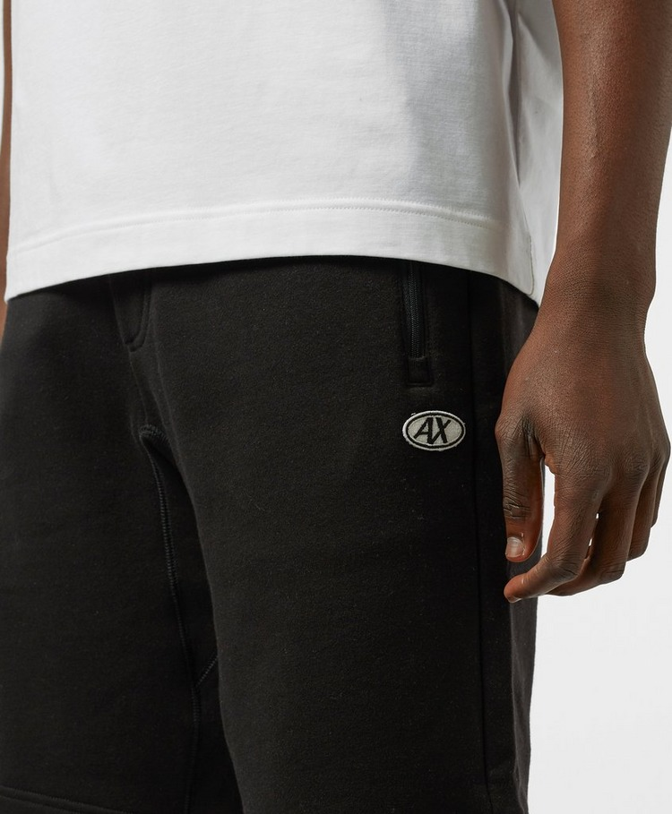 Armani Exchange Basic Fleece Shorts