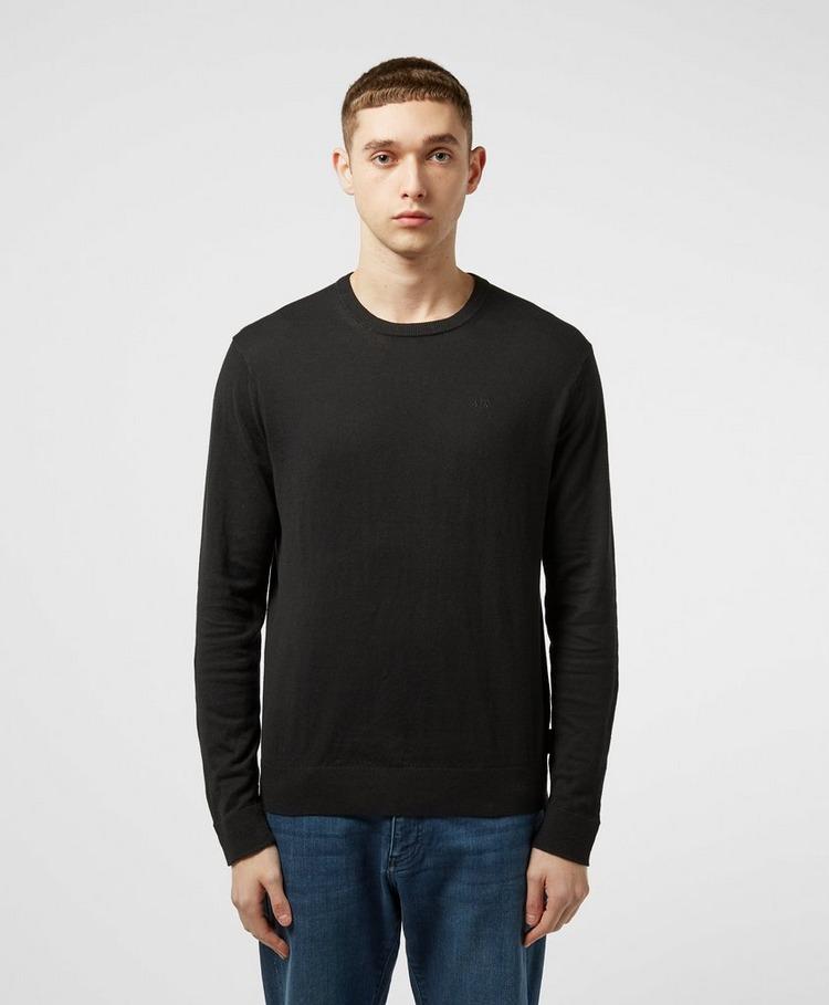Armani Exchange Basic Knit Jumper
