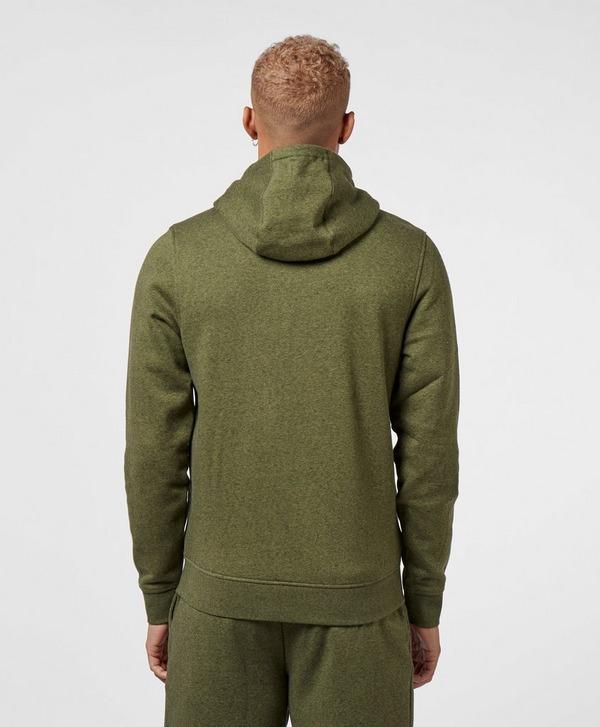 Lacoste Full Zip Through Hoodie