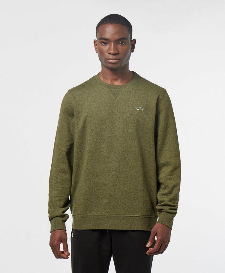 Lacoste Logo Fleece Sweatshirt