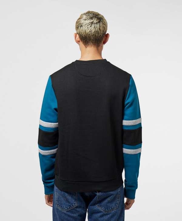 Lacoste Band Arm Crew Sweatshirt