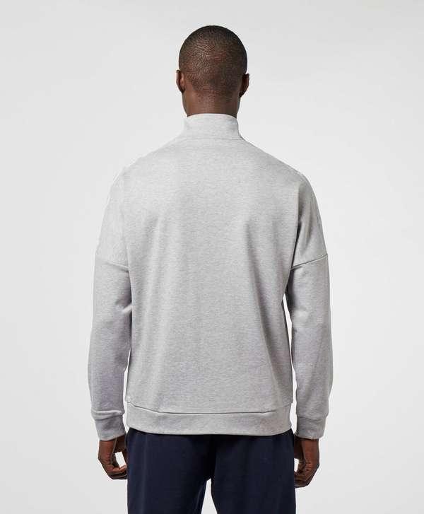Lacoste Shoulder Logo Half Zip Sweatshirt