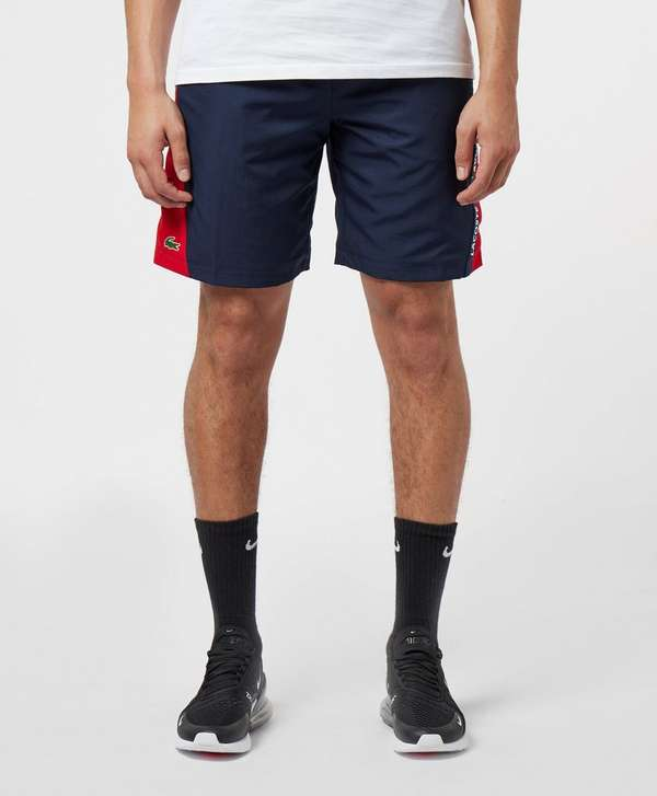 Lacoste Diag Tape Shorts