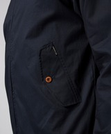 Ben Sherman Hooded Harrington Jacket